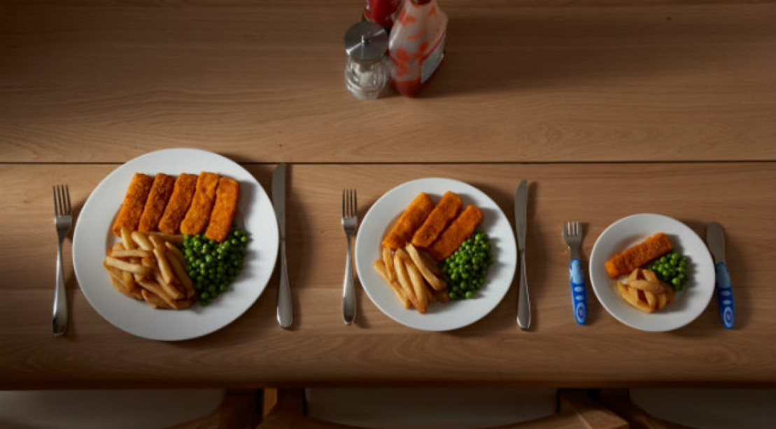 Meal Portions Affecting Weight